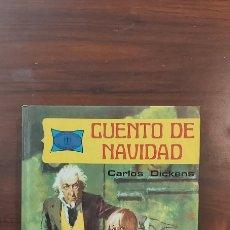 Libros de segunda mano: CUENTO DE NAVIDAD, CARLOS DICKENS, ED. TORAY. Lote 260516560
