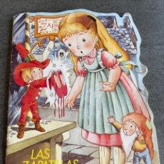 Libros de segunda mano: LAS ZAPATILLAS ROJAS - NUM 6 - EDITORIAL BRUGUERA. Lote 260852040
