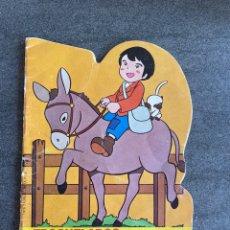 Libros de segunda mano: TROQUELADOS MARCO NUM 7 - UN DIA EN EL CAMPO. Lote 260853690