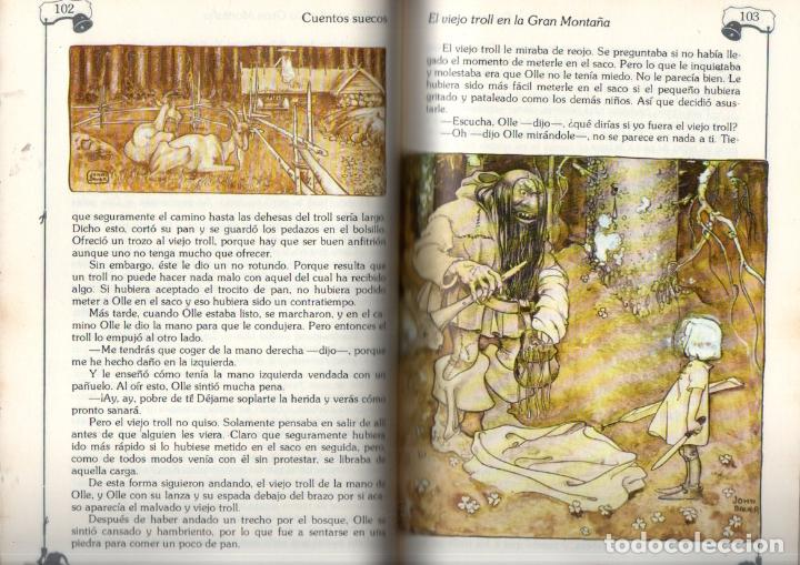 Libros de segunda mano: BESCOW ; CUENTOS SUECOS (ANAYA, 1986) - Foto 2 - 261313565