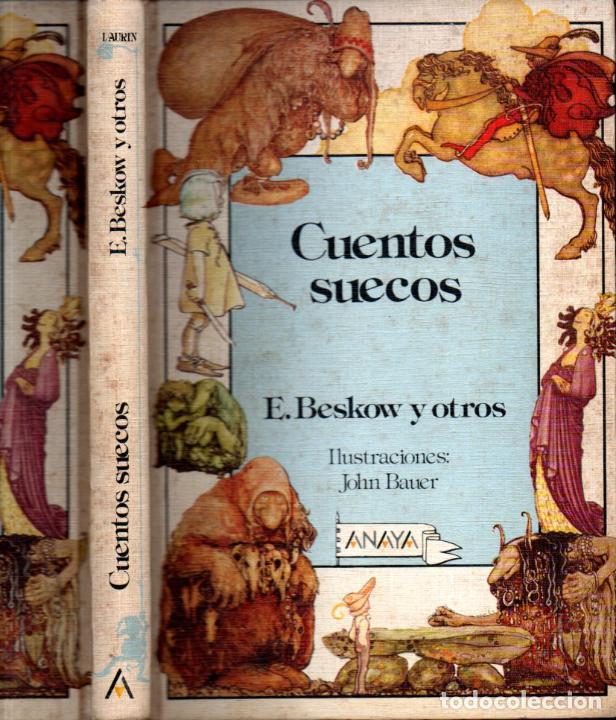 BESCOW ; CUENTOS SUECOS (ANAYA, 1986) (Libros de Segunda Mano - Literatura Infantil y Juvenil - Cuentos)