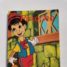 Libros de segunda mano: PINOCHO EL SASTRECILLO VALIENTE. Lote 261575255