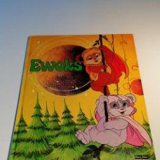 Libri di seconda mano: LIBRO EWOKS PLAZA JOVEN EDICIONES STAR WARS. Lote 261641485