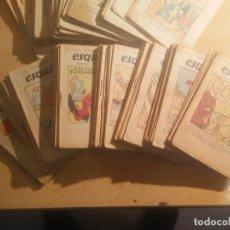 Libros de segunda mano: 96 CUENTOS INFANTILES AÑOS 30 EN CATALAN - ESQUITX -. Lote 261662230
