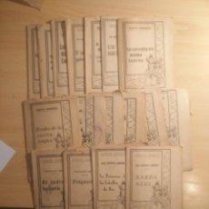 Libros de segunda mano: LOTE DE 17 CUENTOS EDITORIAL MOLINO DE LA COLECCION MARUJITA. Lote 261678800