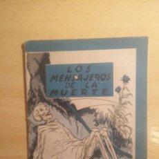 Libros de segunda mano: CUENTOS SELECTOS MOLINO, LOS MENSAJEROS DE LA MUERTE. Lote 261684340
