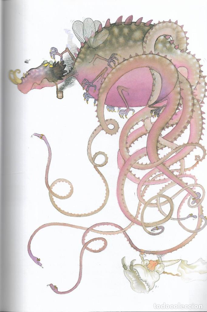 Libros de segunda mano: PACA LA VACA FLACA Y MUCHOS CUENTOS MÁS - GLORIA FUERTES - EDT. ESCUELA ESPAÑOLA, S.A., 3ª Ed. 1992 - Foto 3 - 262445085