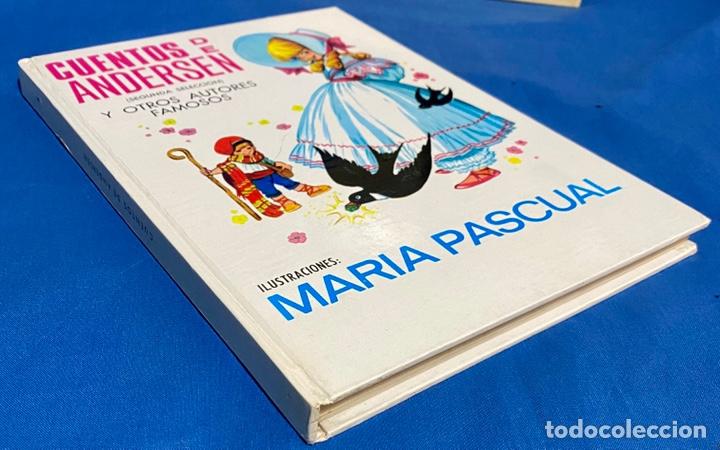Libros de segunda mano: 1968, CUENTOS DE ANDERSEN y otros autores famosos. Segunda Selección. - Foto 2 - 262819135