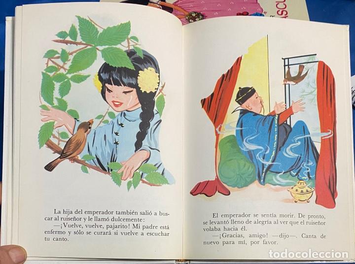 Libros de segunda mano: 1968, CUENTOS DE ANDERSEN y otros autores famosos. Segunda Selección. - Foto 5 - 262819135