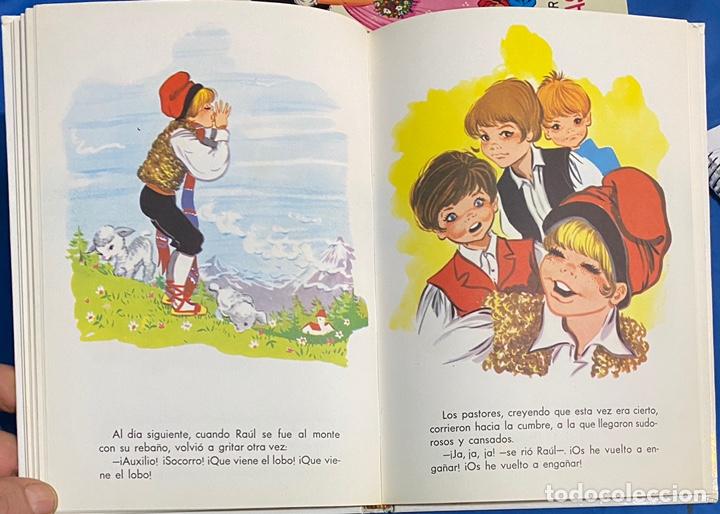 Libros de segunda mano: 1968, CUENTOS DE ANDERSEN y otros autores famosos. Segunda Selección. - Foto 6 - 262819135