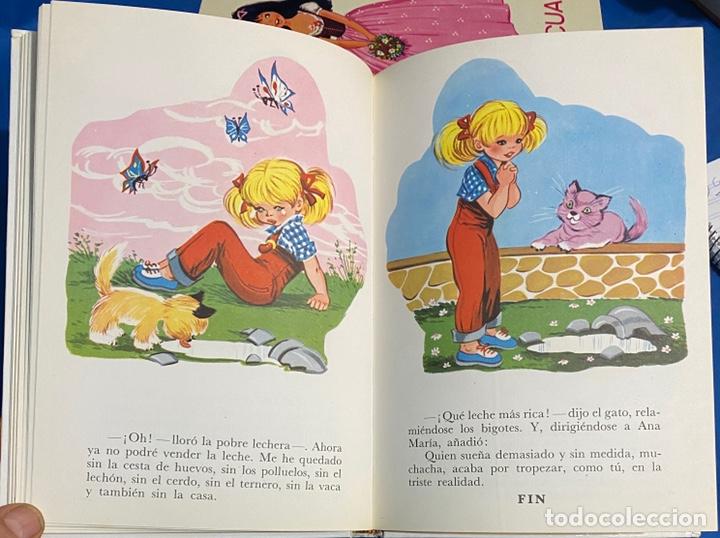 Libros de segunda mano: 1968, CUENTOS DE ANDERSEN y otros autores famosos. Segunda Selección. - Foto 7 - 262819135