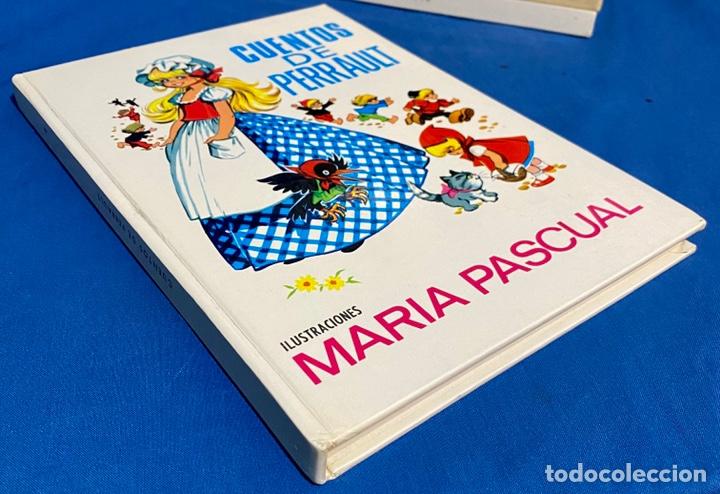 Libros de segunda mano: 1968, CUENTOS DE PERRAULT. Adaptación Laura García Cornelia y Eugenio Sotillo. - Foto 2 - 262819810