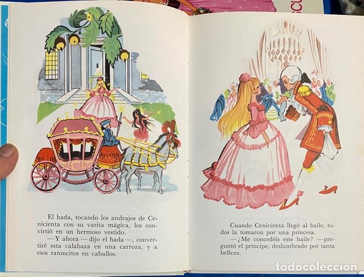 Libros de segunda mano: 1968, CUENTOS DE PERRAULT. Adaptación Laura García Cornelia y Eugenio Sotillo. - Foto 5 - 262819810