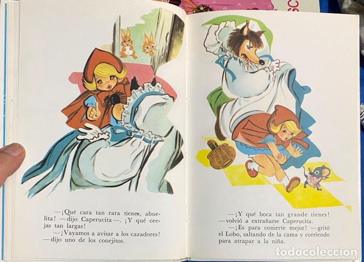 Libros de segunda mano: 1968, CUENTOS DE PERRAULT. Adaptación Laura García Cornelia y Eugenio Sotillo. - Foto 6 - 262819810
