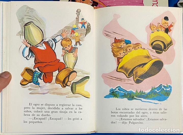 Libros de segunda mano: 1968, CUENTOS DE PERRAULT. Adaptación Laura García Cornelia y Eugenio Sotillo. - Foto 7 - 262819810