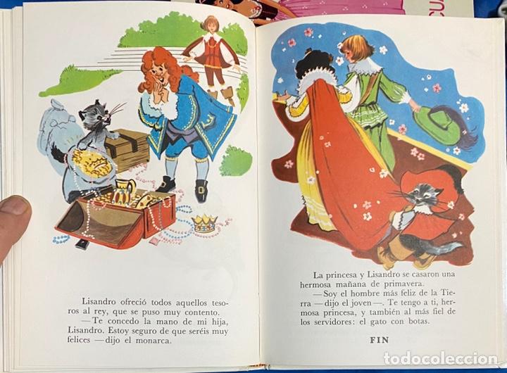 Libros de segunda mano: 1968, CUENTOS DE PERRAULT. Adaptación Laura García Cornelia y Eugenio Sotillo. - Foto 8 - 262819810