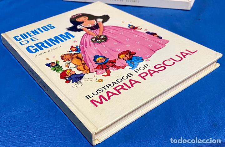 Libros de segunda mano: 1970, CUENTOS DE GRIMM. Adaptación de Eugenio Sotillo. - Foto 2 - 262821745