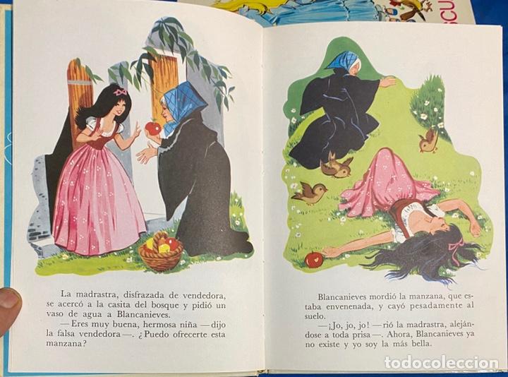 Libros de segunda mano: 1970, CUENTOS DE GRIMM. Adaptación de Eugenio Sotillo. - Foto 5 - 262821745