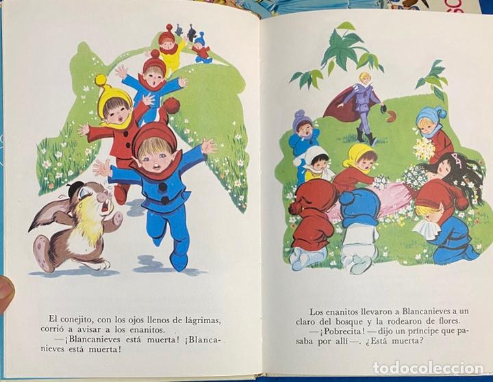 Libros de segunda mano: 1970, CUENTOS DE GRIMM. Adaptación de Eugenio Sotillo. - Foto 6 - 262821745