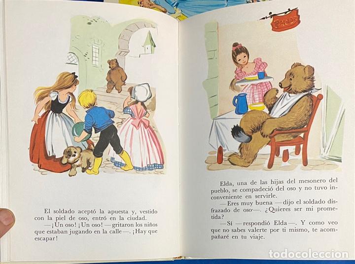 Libros de segunda mano: 1970, CUENTOS DE GRIMM. Adaptación de Eugenio Sotillo. - Foto 7 - 262821745