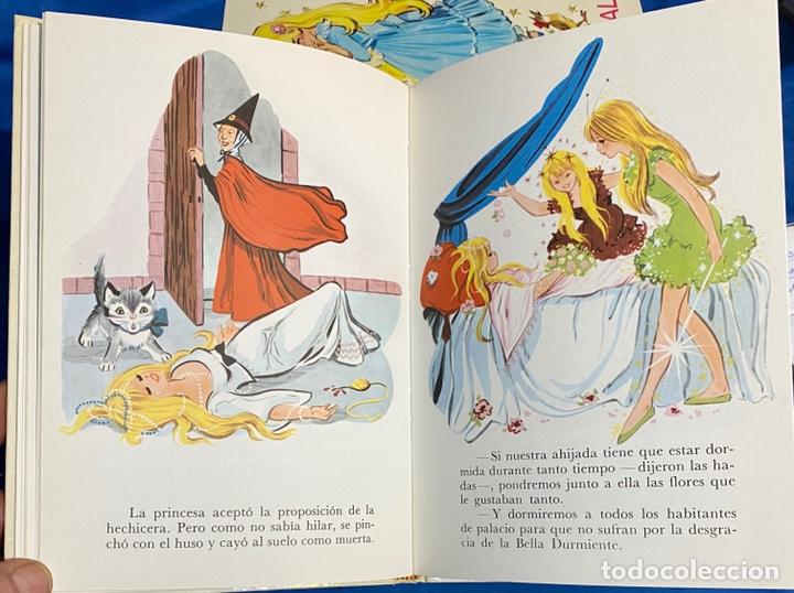 Libros de segunda mano: 1970, CUENTOS DE GRIMM. Adaptación de Eugenio Sotillo. - Foto 8 - 262821745