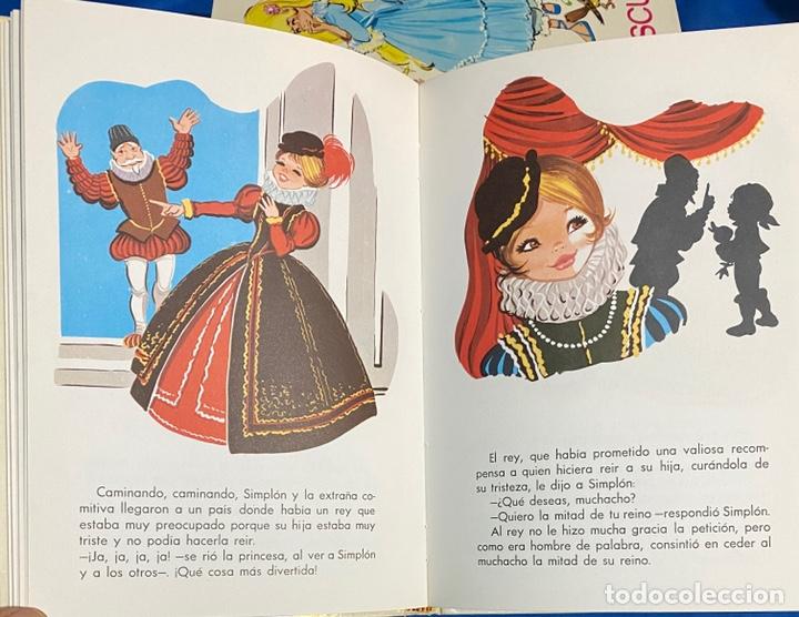 Libros de segunda mano: 1970, CUENTOS DE GRIMM. Adaptación de Eugenio Sotillo. - Foto 9 - 262821745