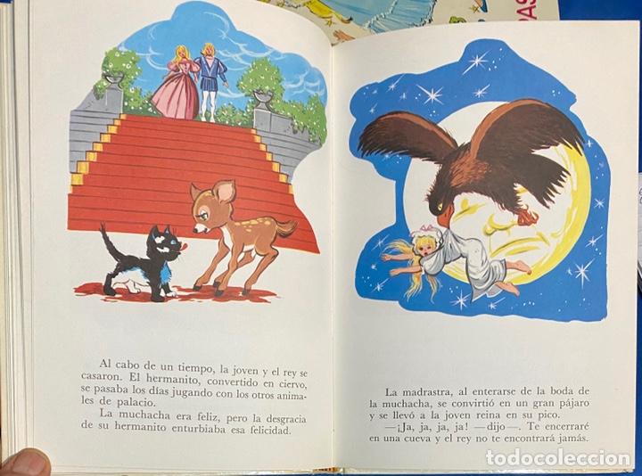 Libros de segunda mano: 1970, CUENTOS DE GRIMM. Adaptación de Eugenio Sotillo. - Foto 10 - 262821745
