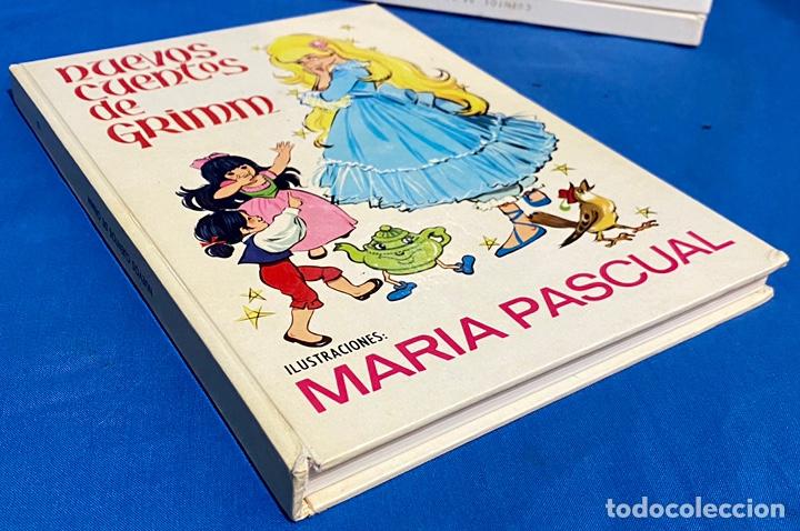 Libros de segunda mano: 1970, NUEVOS CUENTOS DE GRIMM. Adaptación de Eugenio Sotillo. - Foto 2 - 262822150
