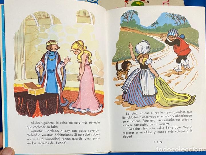 Libros de segunda mano: 1970, NUEVOS CUENTOS DE GRIMM. Adaptación de Eugenio Sotillo. - Foto 5 - 262822150