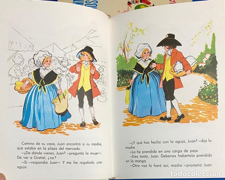 Libros de segunda mano: 1970, NUEVOS CUENTOS DE GRIMM. Adaptación de Eugenio Sotillo. - Foto 6 - 262822150