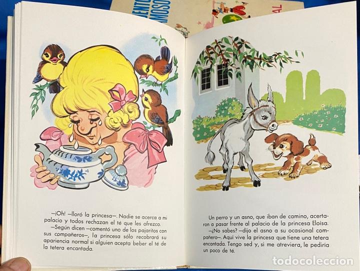 Libros de segunda mano: 1970, NUEVOS CUENTOS DE GRIMM. Adaptación de Eugenio Sotillo. - Foto 7 - 262822150