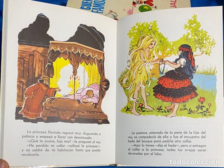 Libros de segunda mano: 1970, NUEVOS CUENTOS DE GRIMM. Adaptación de Eugenio Sotillo. - Foto 9 - 262822150