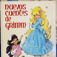 Libros de segunda mano: 1970, NUEVOS CUENTOS DE GRIMM. ADAPTACIÓN DE EUGENIO SOTILLO.. Lote 262822150