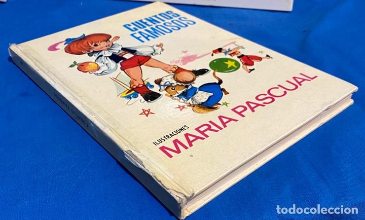Libros de segunda mano: 1968, CUENTOS FAMOSOS. Adaptación de Eugenio Sotillo. - Foto 2 - 262822560