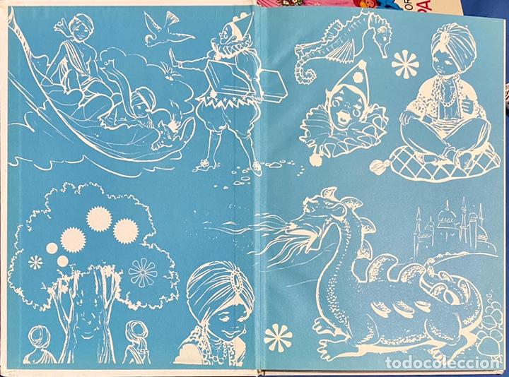 Libros de segunda mano: 1968, CUENTOS FAMOSOS. Adaptación de Eugenio Sotillo. - Foto 4 - 262822560