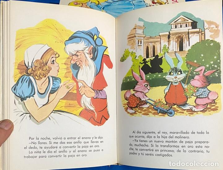 Libros de segunda mano: 1968, CUENTOS FAMOSOS. Adaptación de Eugenio Sotillo. - Foto 9 - 262822560