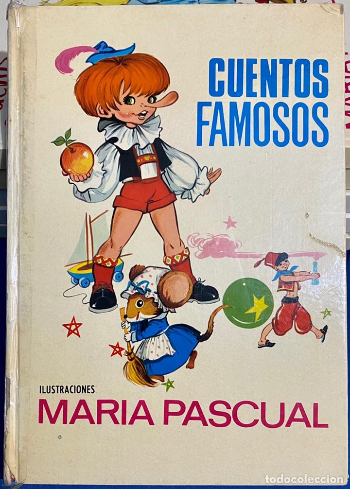 1968, CUENTOS FAMOSOS. ADAPTACIÓN DE EUGENIO SOTILLO. (Libros de Segunda Mano - Literatura Infantil y Juvenil - Cuentos)