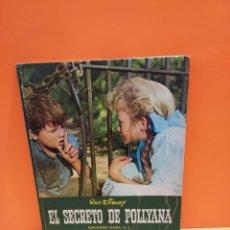 Libros de segunda mano: EL SECRETO DE POLLYANA...WALT DISNEY.....1968..... Lote 262923215