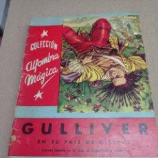 Libros de segunda mano: COLECCION ALFOMBRA MAGICA Nº 18, GULLIVER EN EL PAIS DE LILIPUT. Lote 262916580