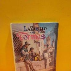 Libros de segunda mano: EL LAZARILLO DE TORMES....ADAPTACION DE JOSE ARDANUY....1963.... Lote 263006695
