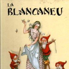 Libros de segunda mano: LA BLANCANEU PER MERCÉ LLIMONA (EDEBÉ, 2006). Lote 263042760