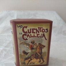 Libros de segunda mano: LOS CUENTOS DE CALLEJA EN MINIATURA. Lote 263269480
