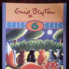 Libros de segunda mano: LOS MEJORES CUENTOS PARA SEIS AÑOS (ENID BLYTON) EDICIONES DEL BRONCE 1999. ILUSTRADO.. Lote 263577105