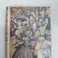 Libri di seconda mano: CUENTOS DE ANDERSEN ILUSTRADOS POR ARTHUR RACKHAM. ED. JUVENTUD 1941. Lote 264027480