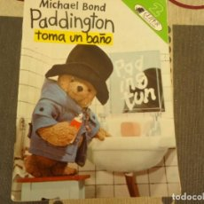 Libros de segunda mano: PADDINGTON EN LA COCINA. Lote 264233096