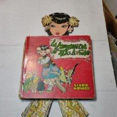 Libros de segunda mano: LIBRO MUÑECO LA LEYENDA DE MIO-LO-SAN 1945 MADE IN SPAIN. Lote 277556523