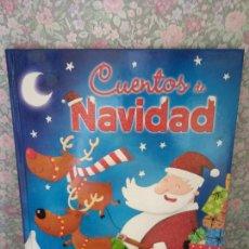 Livres d'occasion: CUENTOS DE NAVIDAD. EDITORIAL LIBSA. Lote 264310068