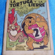 Libros de segunda mano: TESORO DE CUENTOS CLASICOS VOL.5 BRUGUERA CON 7 CUENTOS Y PDAS TAPA DURA-IMPORTANTE LEER DESCRIPCION. Lote 264693604