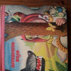 Libros de segunda mano: CAPERUCITA ROJA (1960 TROQUELADO). Lote 264708649