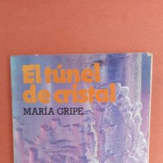Libri di seconda mano: EL TÚNEL DE CRISTAL. MARÍA GRIPE. EDICIONES SM.. Lote 265500329